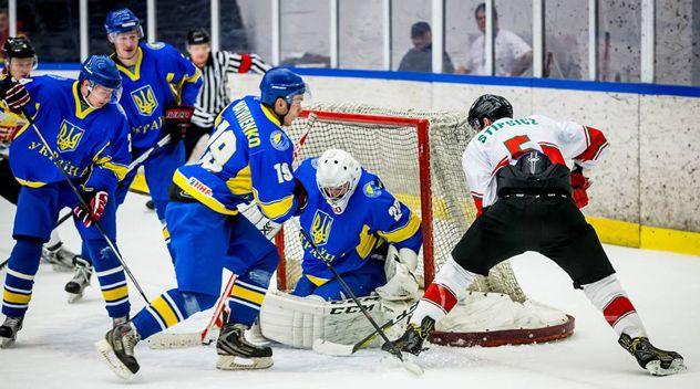 Українські хокеїсти програли три матча з чотирьох / fhu.com.ua