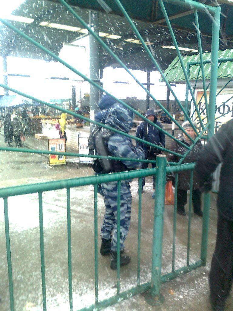 Сообщается о минимум 5-х задержанных / humanrights.org.ua