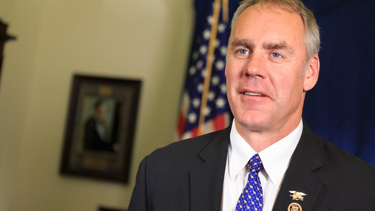 Новый глава МВД США - сенатор от штата Монтана / facebook.com/CongressmanRyanZinke
