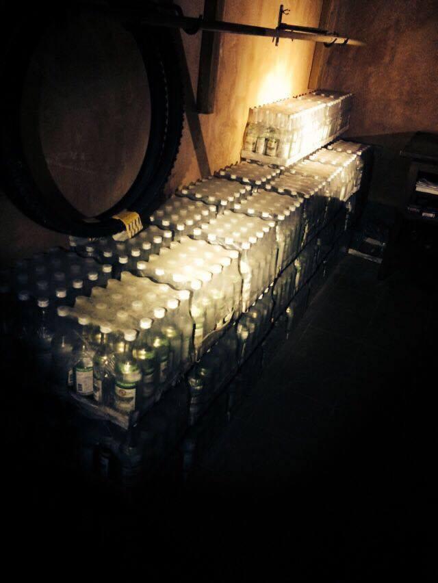 Изъято почти 60 ящиков с водочной продукцией без акцизных марок / od.gp.gov.ua
