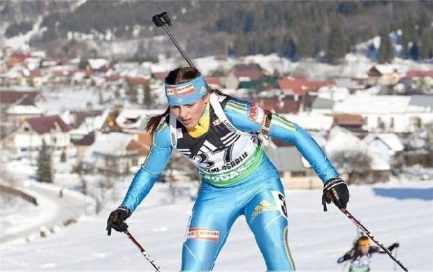 Українка Варвінець замкнула 20-ку найсильніших / biathlon.com.ua