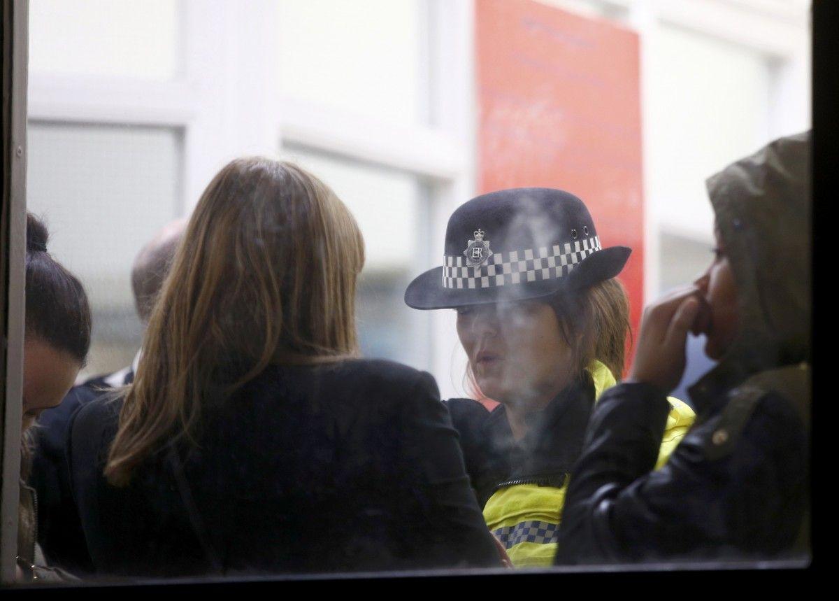 Бунт в тюрьме Британии / REUTERS