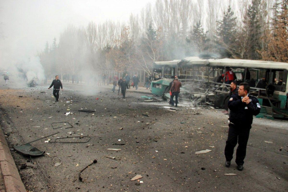 Теракт у Кайсері / REUTERS