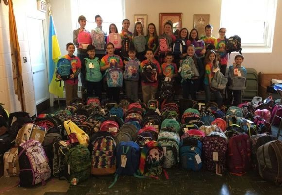 Діти військових з Тернопільщини отримали подарунки / te.20minut.ua