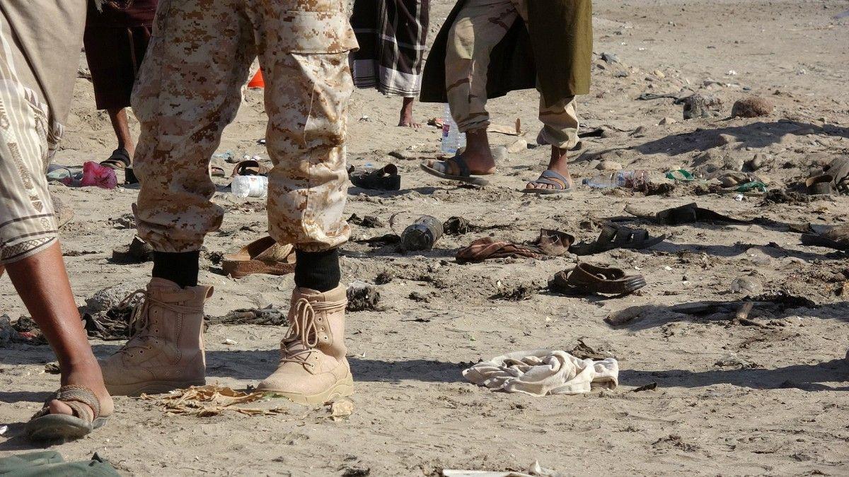 Йемен / REUTERS