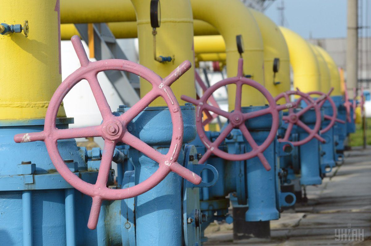 Украина в январе-апреле сократила импорт газа до 2,2 млрд куб. м / фото УНИАН