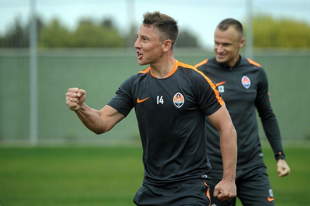 Шевчук и Кобин могут покинуть донецкую команду уже в нынешнее межсезонье / ua-football.com