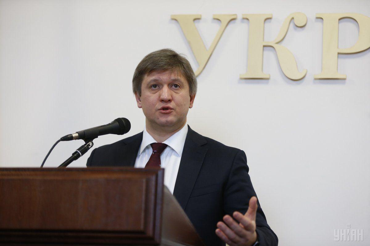 Данилюк наполягає на праві міністра самому формувати свою команду / фото УНІАН