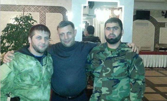 В Чечне формируют два батальона для отправки в Сирию / Новая газета