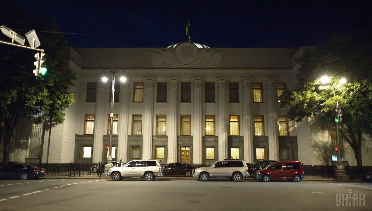 Завтра депутати планують провести закрите засідання комітету / Фото УНІАН