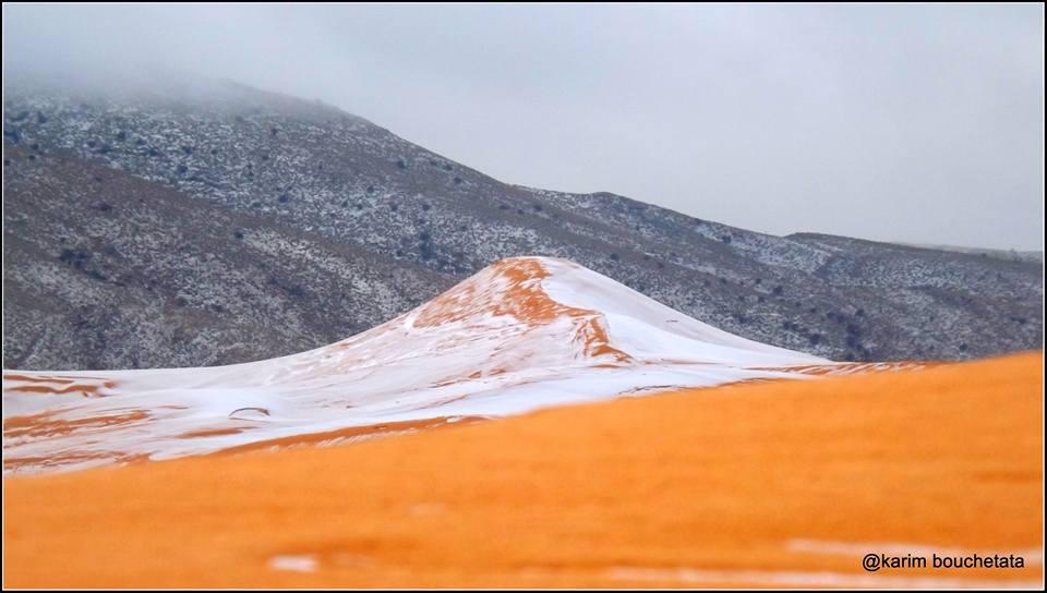 Сніг в Цукрі / facebook.com, Karim Bouchetata