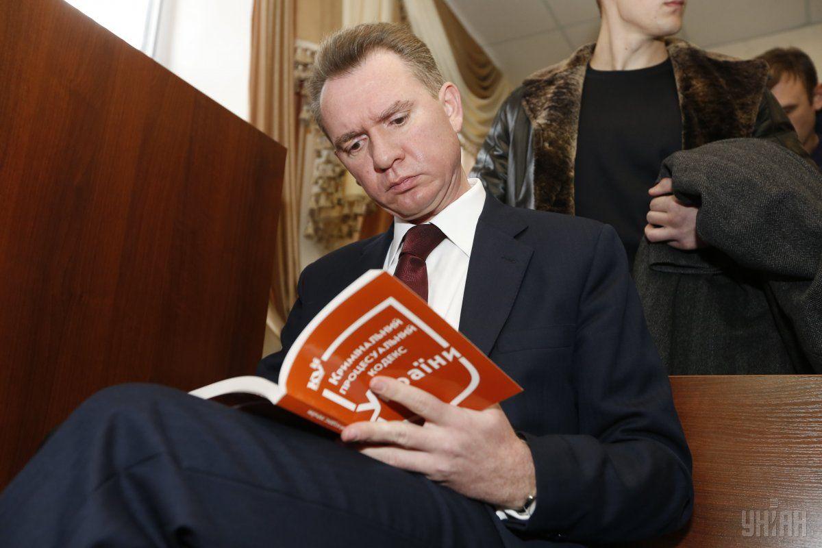 Экспертиза подтвердила, что подпись принадлежит Охендовскому / Фото УНИАН