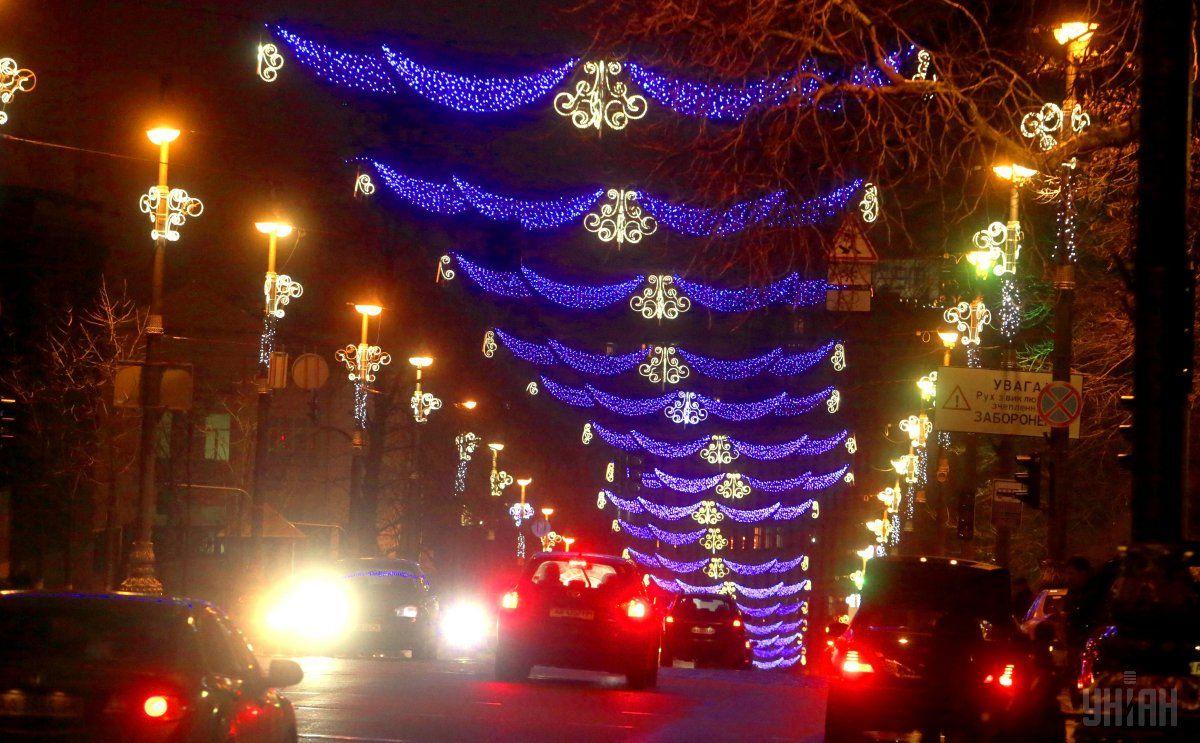 Полиция усилит патрули в праздничную ночь / УНИАН