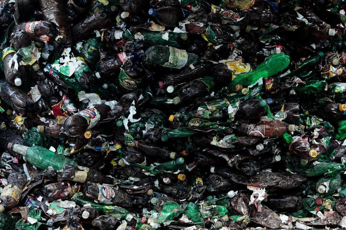 Виявлено близько 20 куб. м твердих побутових відходів / фото УНІАН