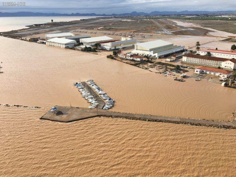 Наводнение в Испании / Direccion General Seguridad Ciudadana y Emergencias