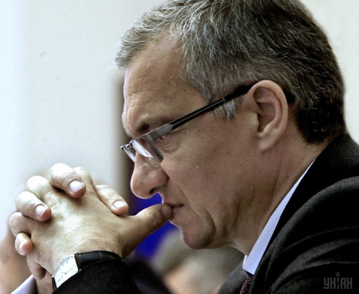 Председатель правления Приватбанка Александр Шлапак / УНИАН