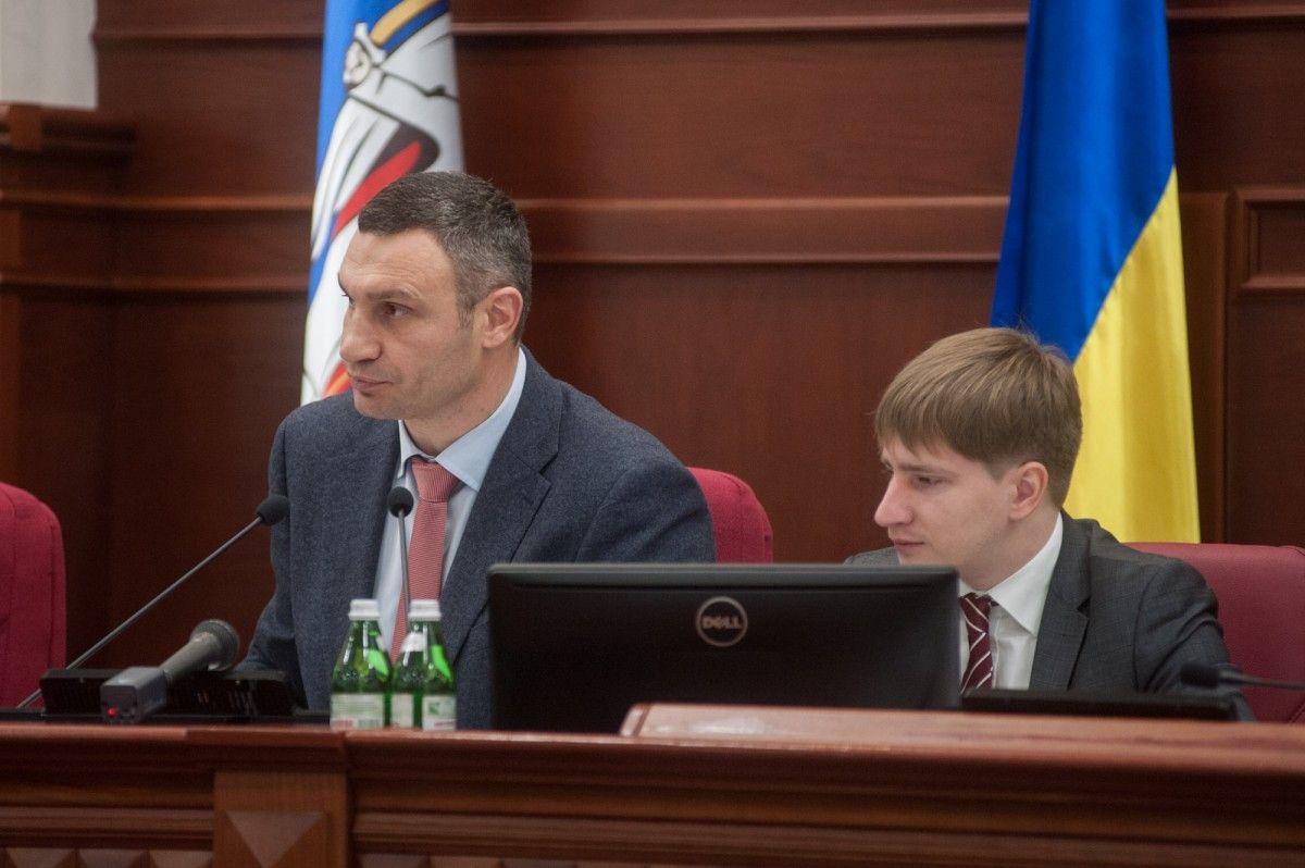 Кличко рассказал о бюджете Киева / kievcity.gov.ua