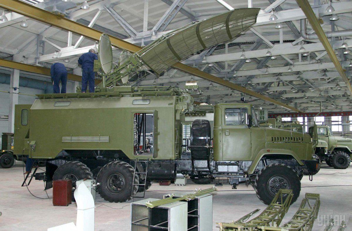 Украина выполнит модернизацию зенитно-ракетных комплексов и других средств ПВО / фото УНИАН