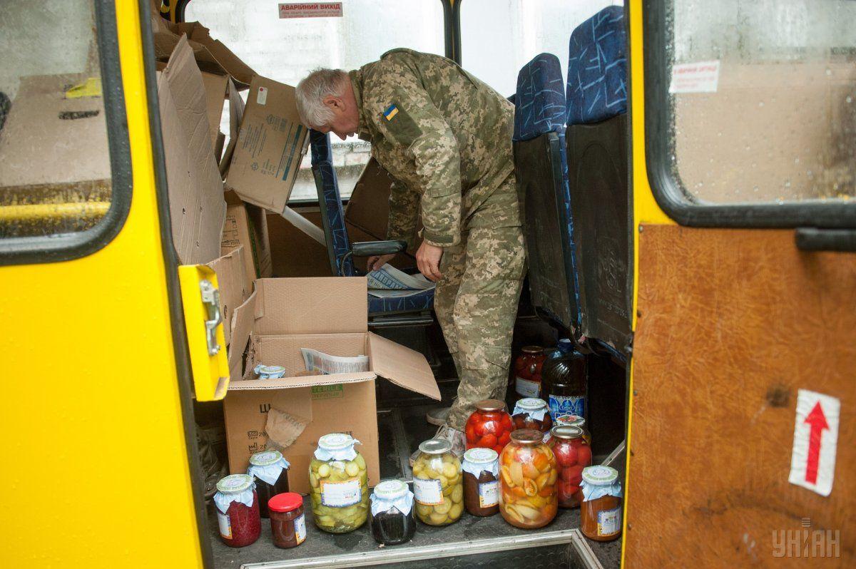 Волонтеры - это мобильная резервная армия Украины / Фото УНИАН