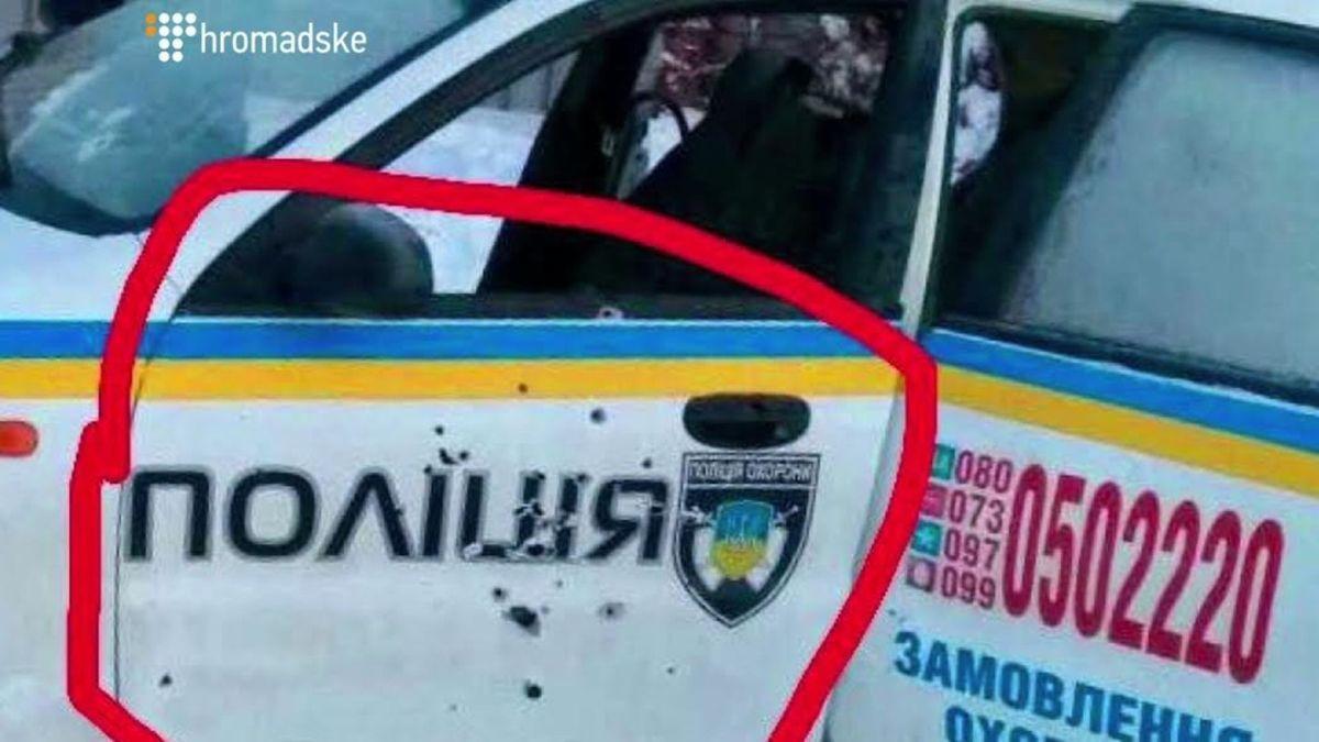 В результате перестрелки погибло пять полицейских \ hromadske.ua