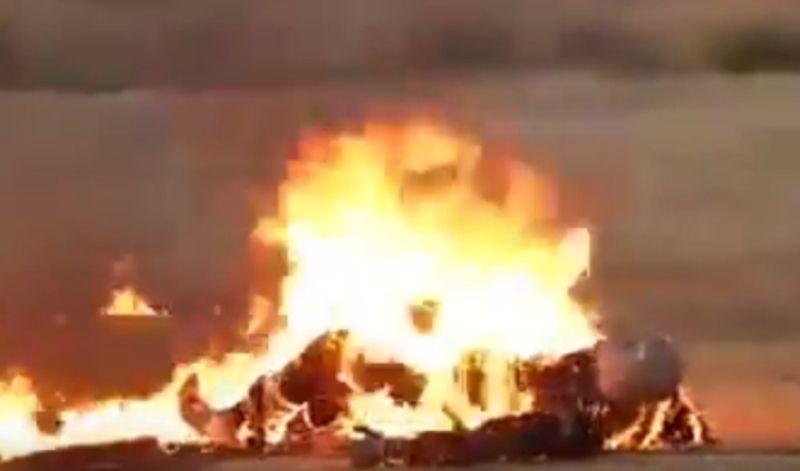 Двоих турецких солдат жестоко казнили / Кадр из видео