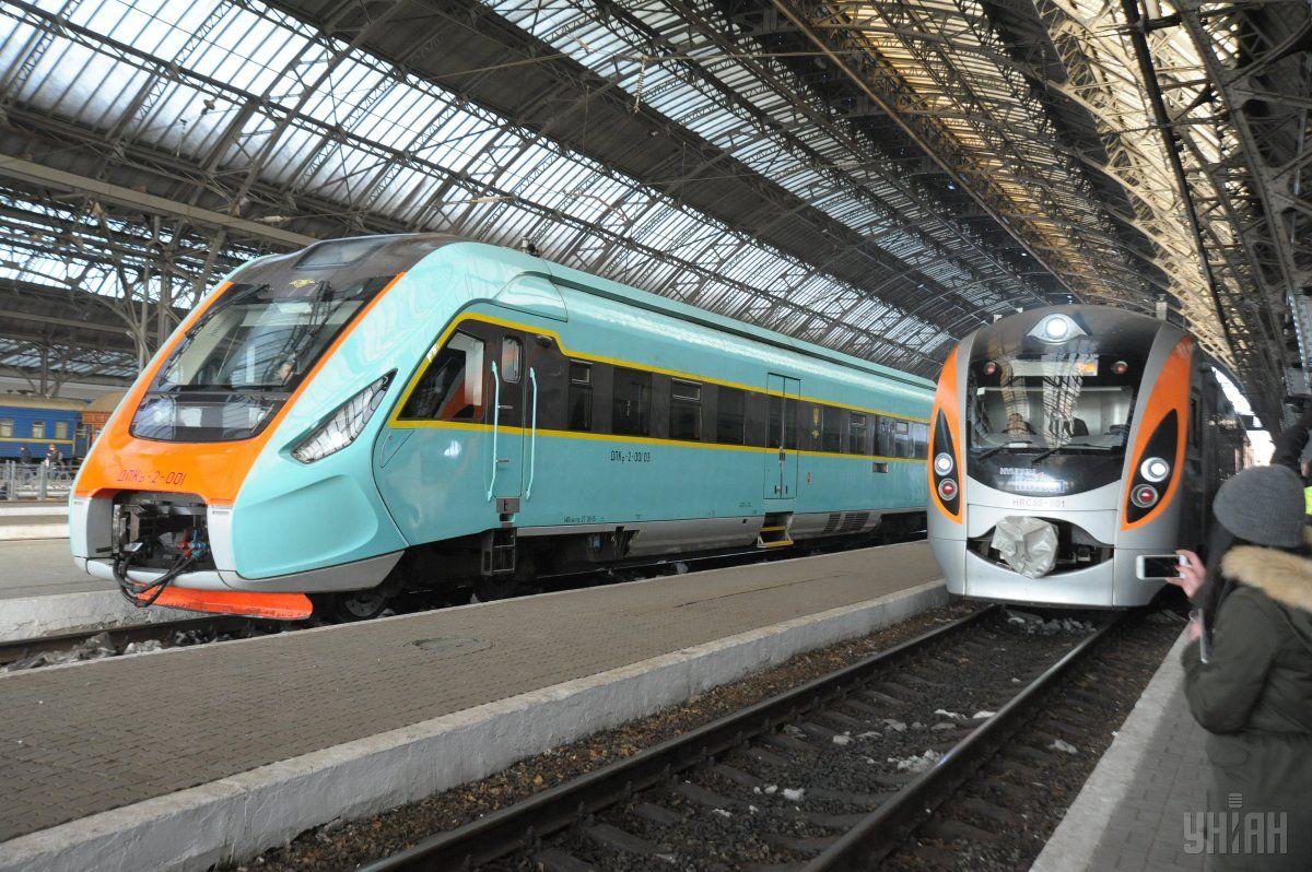 Квитки на потяги подорожчають / фото УНІАН