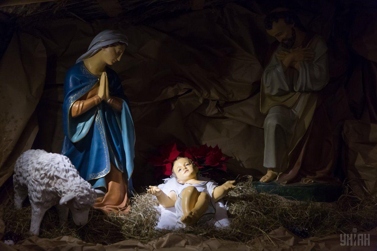 Рождество Христово - один из главных христианских праздников / фото УНИАН