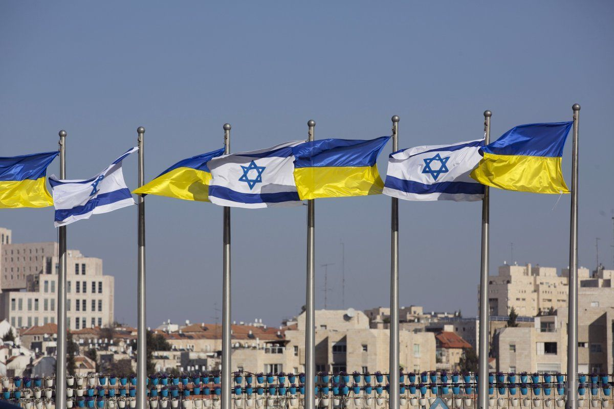 ЗВТ з Ізраїлем підпишуть вже у перші місяці 2019 року / фото УНІАН