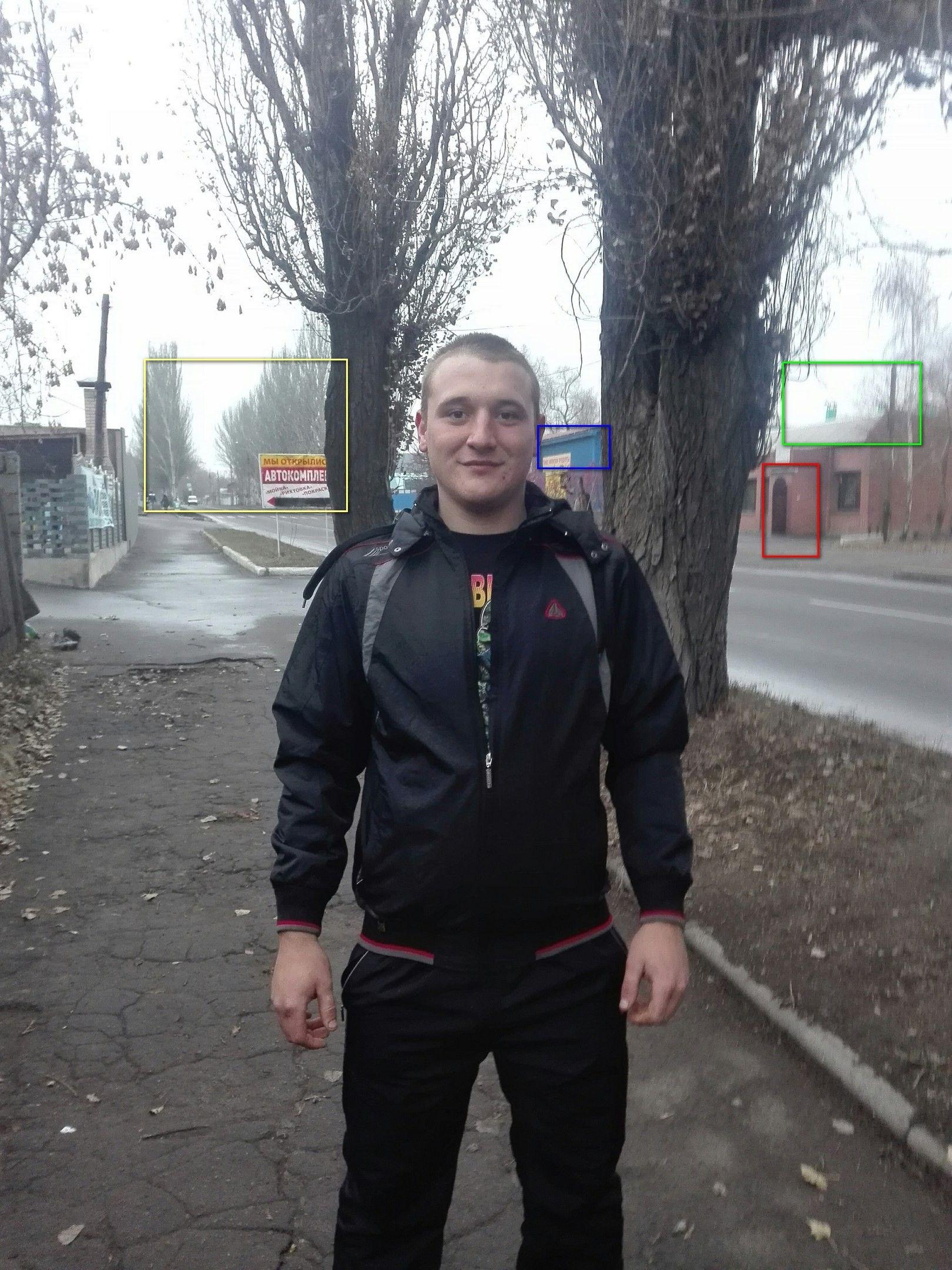 Військовий РФ на Донбасі / informnapalm.org