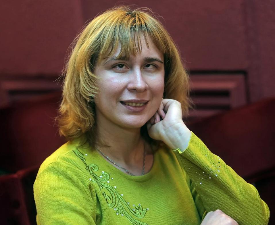 Учасниця велопробігу Валерія / УНІАН