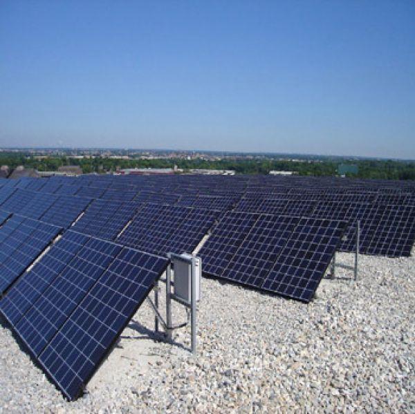 Солнечной электростанция «Перово», принадлежащая австрийской компании Activ Solar / journal.esco.co.ua