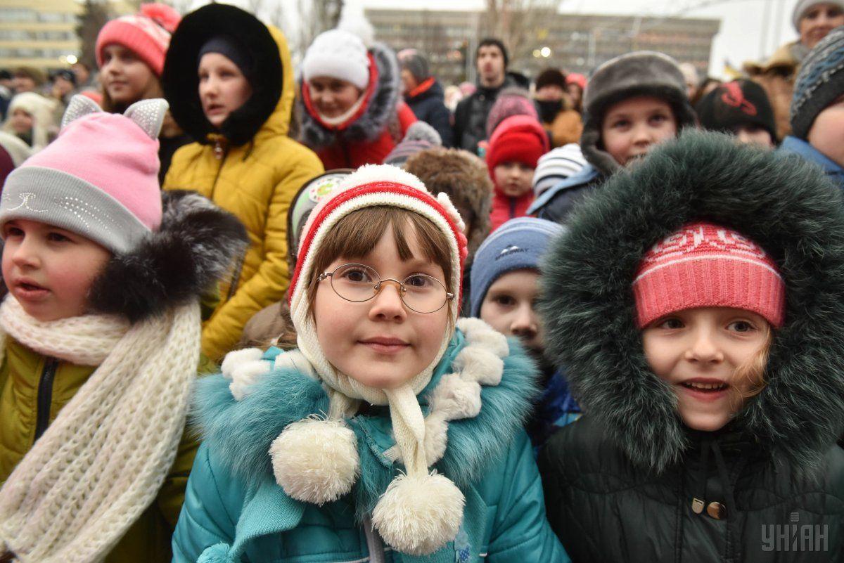 Дітей та їх батьків чекають вікторини та майстер-класи / УНІАН