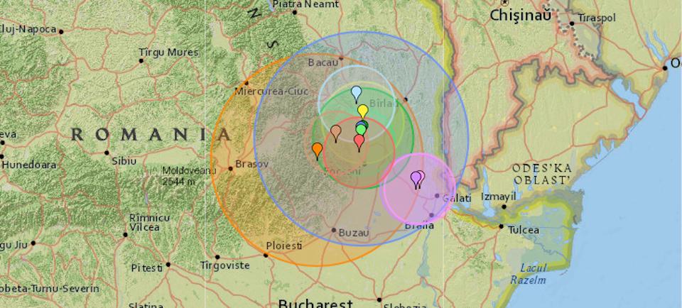 Поштовхи румунського землетрусу докотилися до України / cripo.com.ua