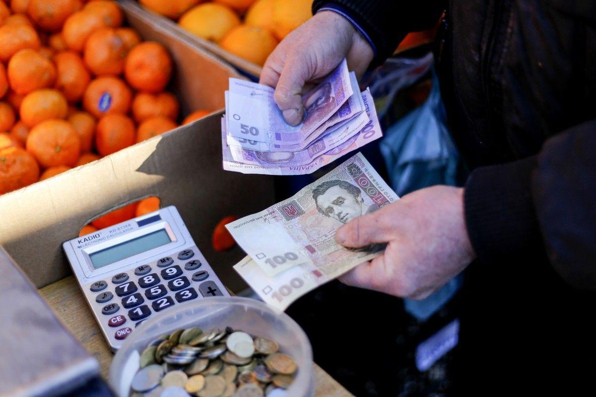 Инфляция в Украине ускорилась до 5% / УНИАН