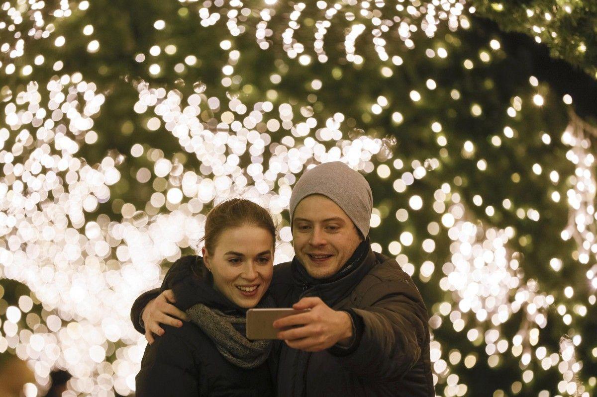 У цей день в місті Бостоні були отримані авторські права на пісню «Jingle Bells» / фото REUTERS