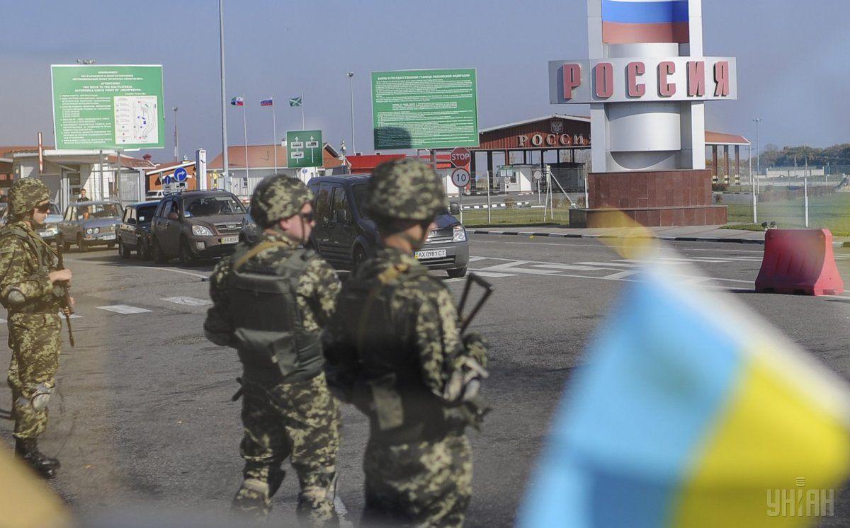 Количество россиян, которые въезжают в Украину, стало меньше / фото УНИАН