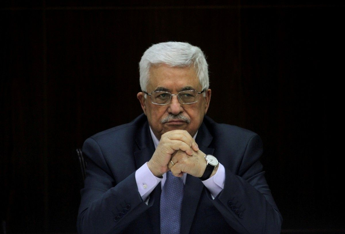 Махмуд Аббас / REUTERS