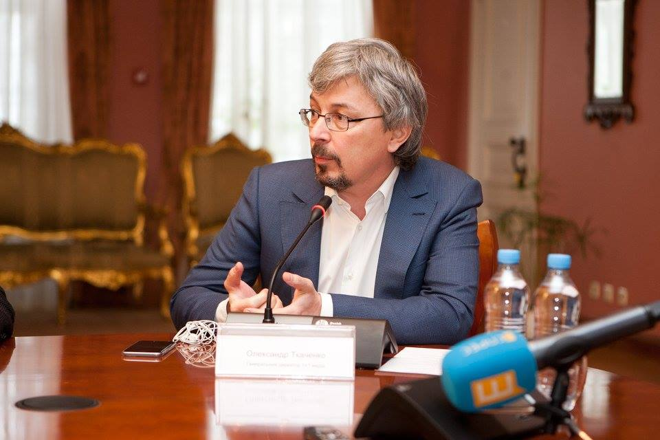 Олександр Ткаченко / фото: facebook.com/openorthodoxuniversity