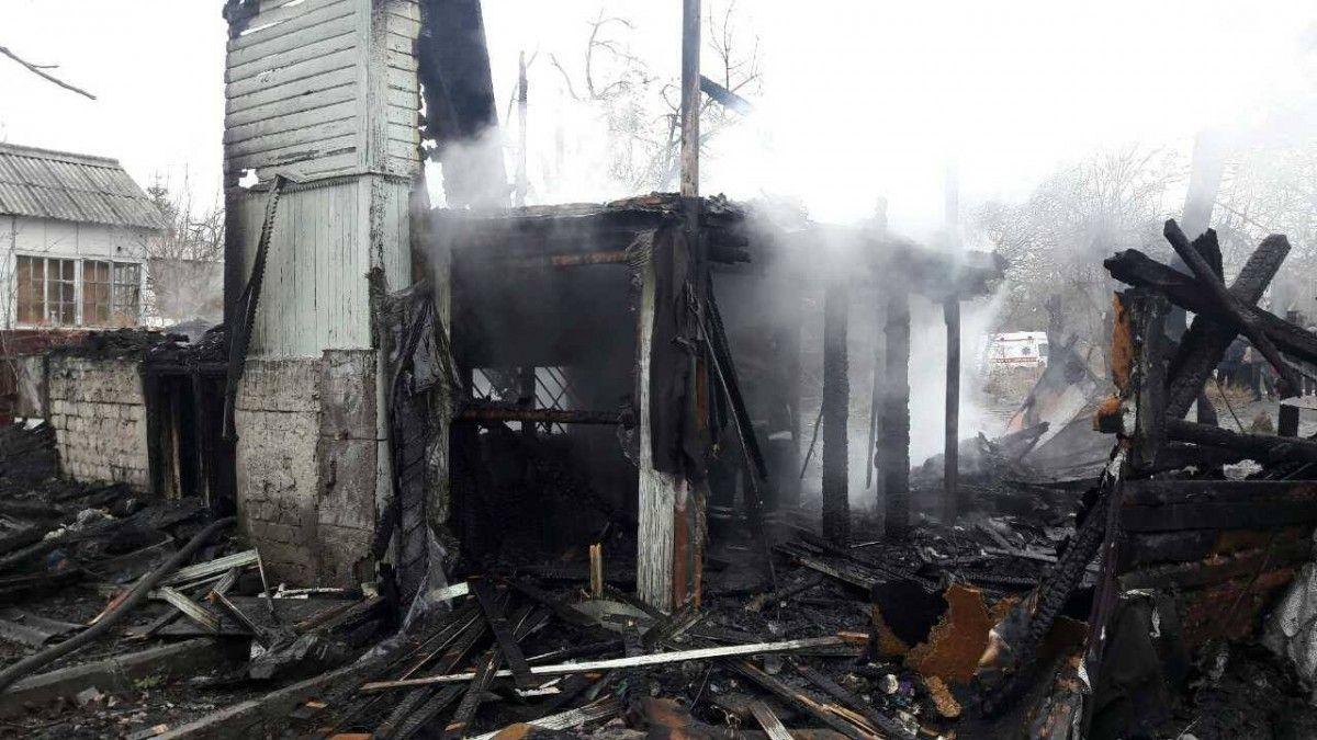 Пожежу вдалося повністю ліквідувати майже за 3 години / facebook.com/MNS.GOV.UA