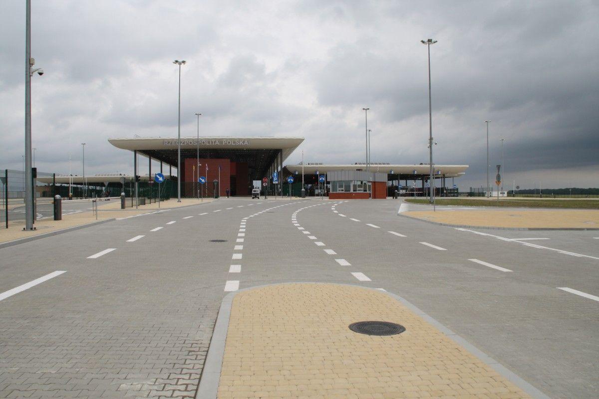 Польша закрывает один из пешеходных переходов на границе / lv.sfs.gov.ua
