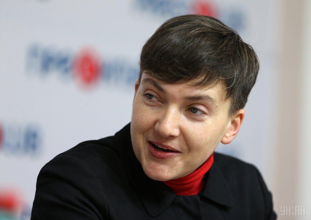 СБУ викликала Савченко на допит у справі Рубана / фото УНІАН