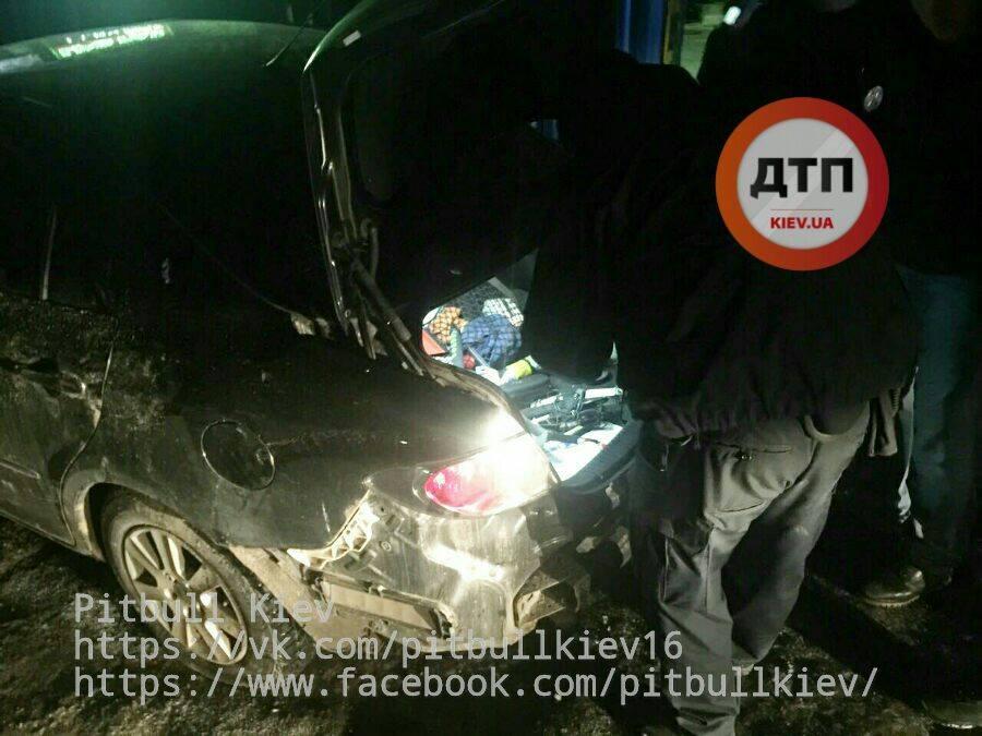 Правоохоронці з'ясовують подробиці події / facebook.com/pitbullkiev