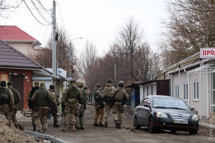 29 декабря начали спецоперацию по задержанию мужчины, подозреваемого в убийстве / Dumskaya.net