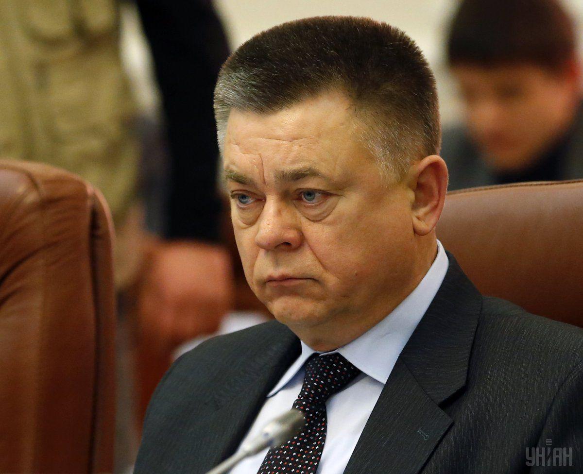 Экс-министр подозревается в содействии насильственному подавлению протестов / Фото УНИАН