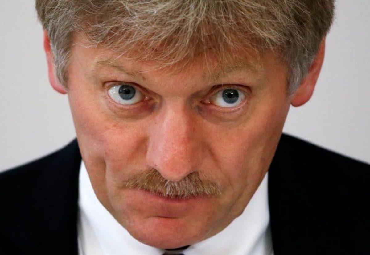 Песков прокомментировал версию российского следа в покушении на Шефира