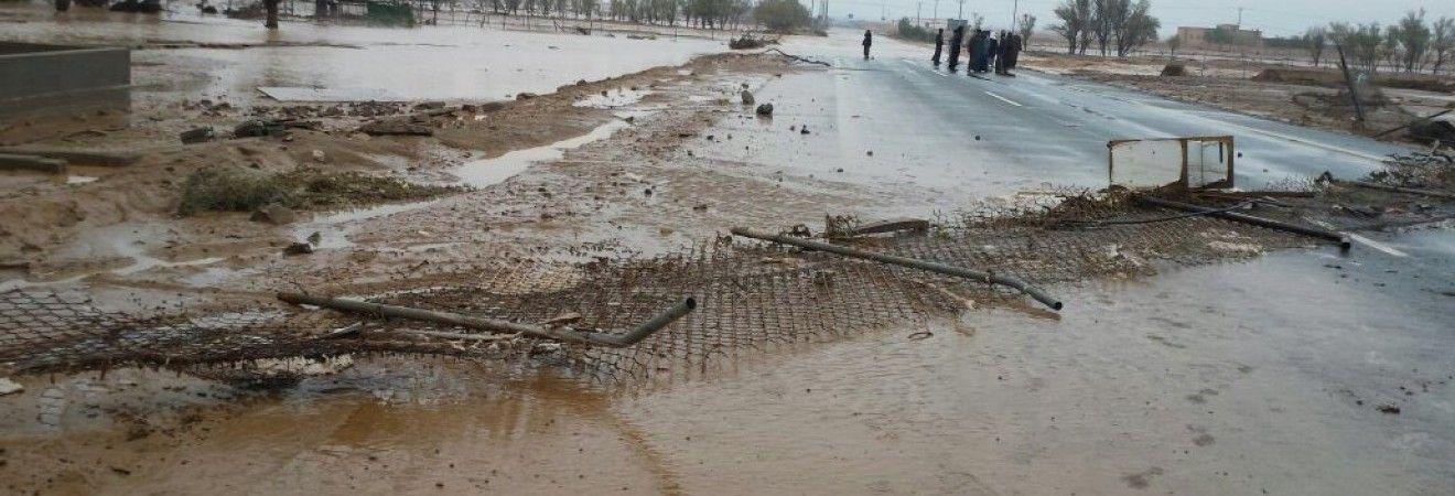 У результаті повені в Саудівській Аравії загинули троє людей