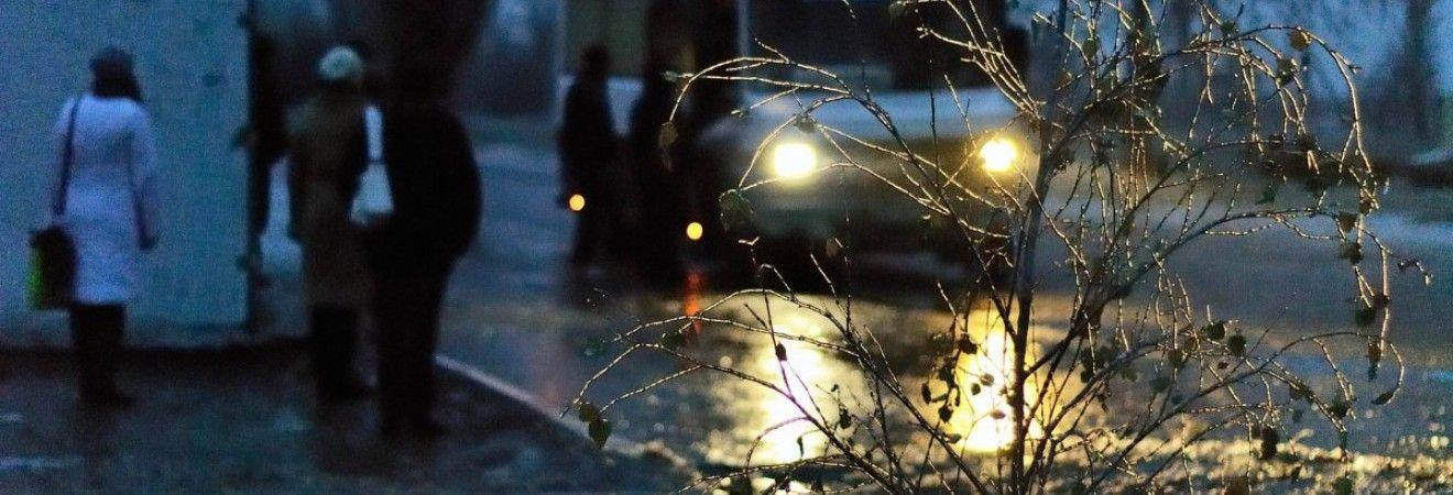 Жителів Києва попереджають про ожеледицю на дорогах