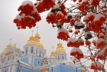 В Киеве завтра без осадков, ночью похолодает до -10°