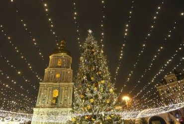 Синоптик дав прогноз погоди на Новий рік та Різдво в Україні