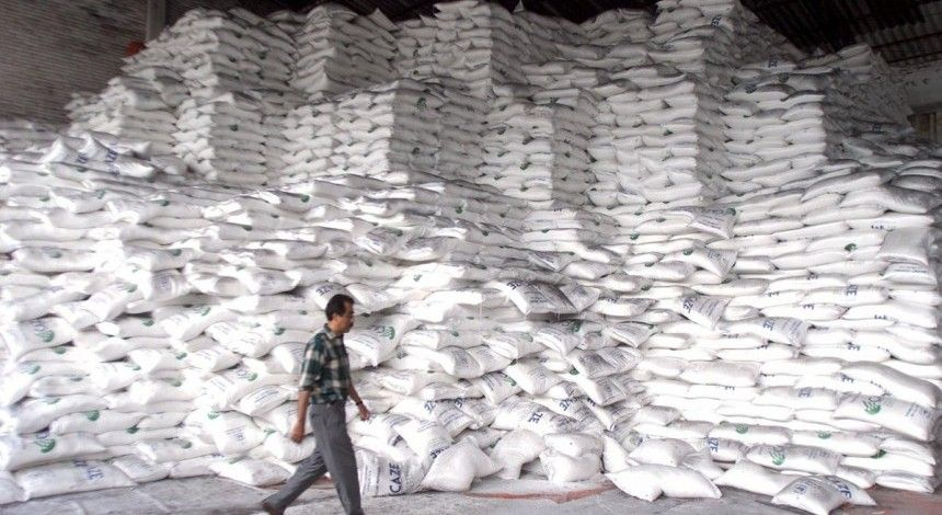 Сколько сахара произвели в Украине: свежие цифры